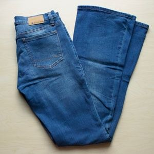 NWOT Henry & Belle Microflare Jeans